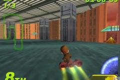 Super Bombad Racing Screenshot Gallery